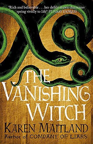 The Vanishing Witch - Format B por Karen Maitland