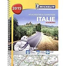 Atlas Italie 2015 Michelin