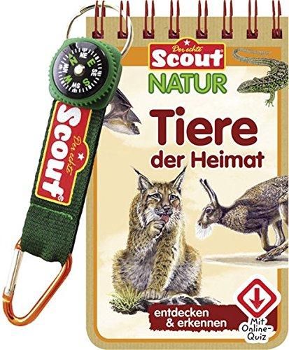 Preisvergleich Produktbild Scout Natur - Tiere der Heimat