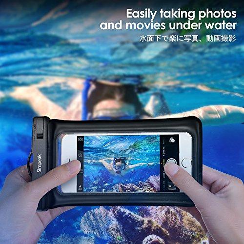 custodia subacquea per iphone 7