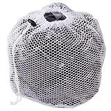 SUCES Kordelzug BH Unterwäsche Wäschesäcke Haushaltsreiniger Werkzeuge Zubehör Wash Waesche Maschennetz Waschtasche Kleidung BH Dessous sox Socken Unterwaesche Wäschekorb (M)