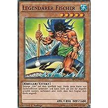 yu-gi-oh sp17-de001 legendario Fischer 1. Edición
