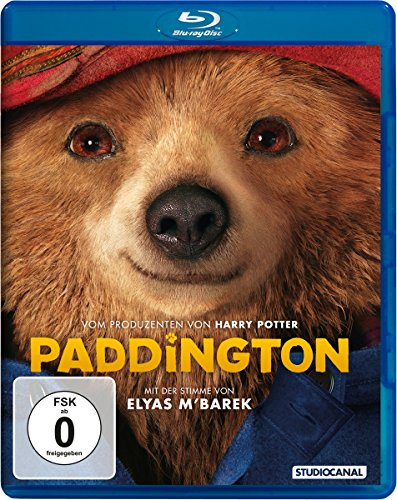 Paddington [Blu-ray] (Top-kinder-filme)