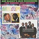 Art Blakey's Jazz Messengers with Thelonious Monk / The Modern Jazz Quartet: Blues at Carnegie Hall (2013-05-03)