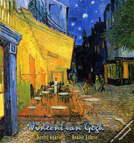 Vincent van Gogh (Deutsch): 160 Post-Impressionisten Reproduktionen -
