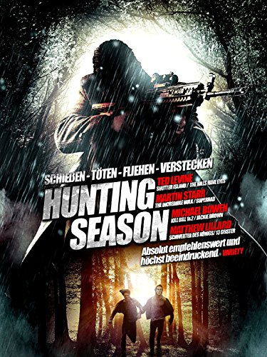 Hunting Season (2013) Cover