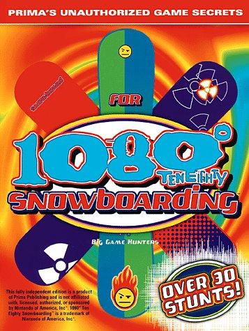 1080 Degree Snowboarding: Prima's Unauthorized Game d'occasion  Livré partout en Belgique