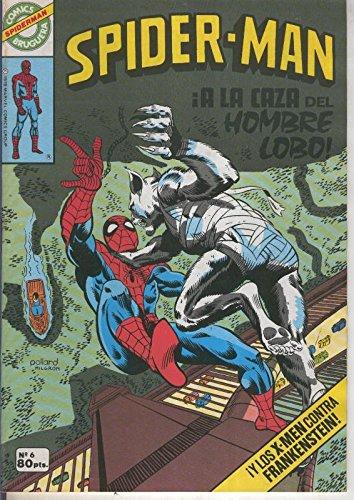 Comics Bruguera: Spiderman numero 06