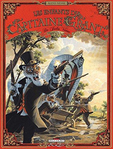 Les enfants du capitaine Grant, tome 2 par