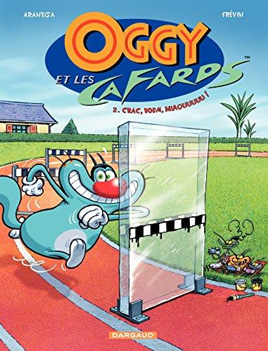 Oggy et les Cafards - tome 2 - Crac, Boum, Miaouuuuu (2)