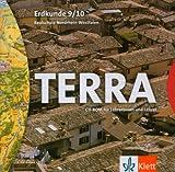 TERRA Erdkunde, Ausgabe Nordrhein-Westfalen, Realschule : 9./10. Schuljahr, 1 CD-ROM für Lehrerinnen und Lehrer