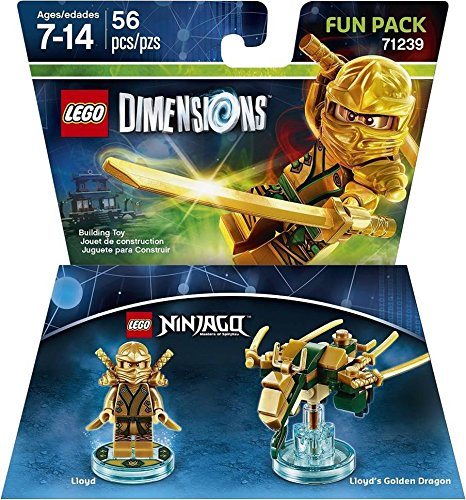Price comparison product image Lego Dimensions Ninjago Lloyd Fun Pack