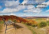 Am Karstwanderweg im Südharz (Wandkalender 2017 DIN A2 quer): Fotografien von Wanderungen am Karstwanderweg im Südharz. (Monatskalender, 14 Seiten ) (CALVENDO Natur)