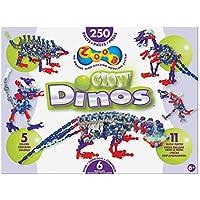 Alex Brands 27141 - Zoob Glow Dinos, Baukästen