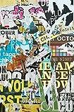 JP London spmur2311Abziehen & Aufkleben Abnehmbare Wand Wandbild Sex Pistols Concert Bill Graffiti bei 2'Breite, 3' Hohe komplett abnehmbar Abziehen & Aufkleben Art Wand