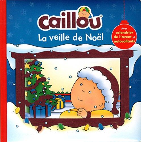 Caillou La veille de Noël