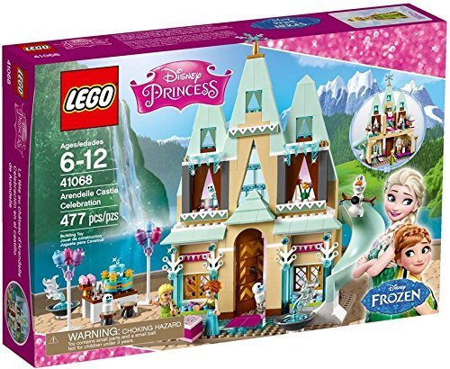 Lego Disney Princess Anna and The Snow Queen 41068 Allendale Castle [parallel import goods] by LEGO
