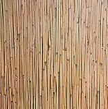 Klebefolie - Möbelfolie Bambus Dekorfolie 67,5 cm x 200 cm Bambusstäbe Motiv Dekorfolie Selbstklebefolie