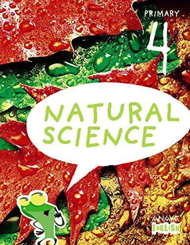 Natural Science 4. (Anaya English) - 9788467879117