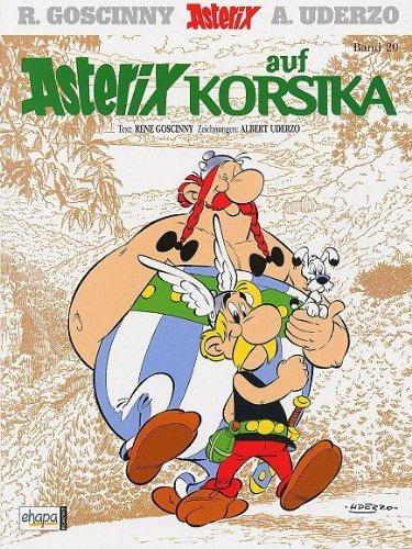 Asterix auf Korsika, Bd. 20 -