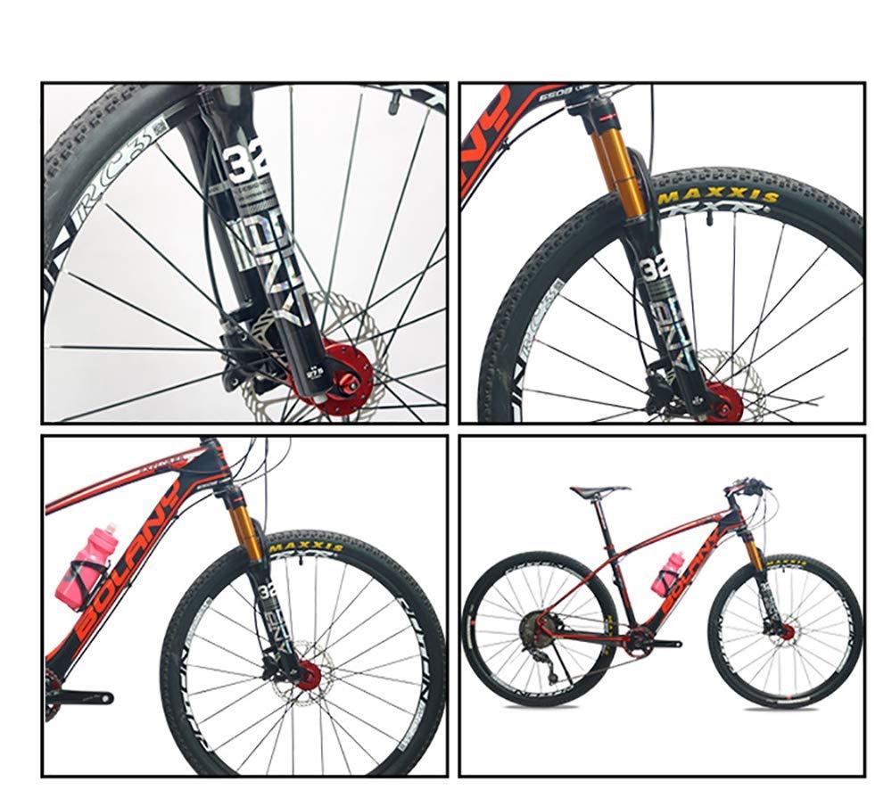 Lidauto Forcella Per Bicicletta Downhill Mountain Bike Regolazione