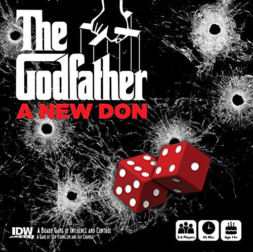 (Godfather Don Board Game)