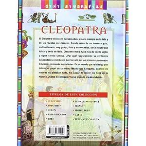 Cleopatra. La última reina de Egipto (Mini biografías)