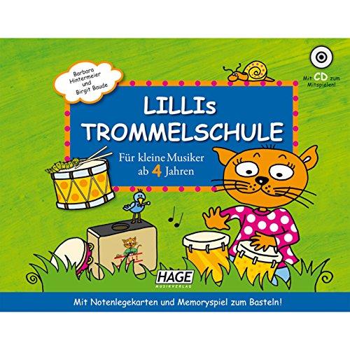 Trommelschule mit CD ()