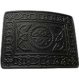 HOH Scottich Kilt Belt Buckle Celtic Knot Design