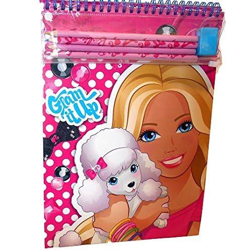 Anker Barbie - Set da colorare per bambini