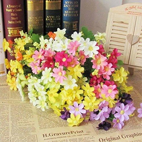 lieren Chrysantheme Bouquet Künstliche Blume Startseite Hochzeit Dekoration (Machen Sie Zu Hause Outdoor-halloween-dekoration)