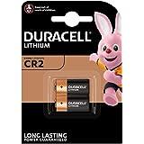 Duracell High Power Lithium CR2 Battery 3V, confezione da 2 (CR15H270) progettata per l'uso in sensori, serrature senza chiav