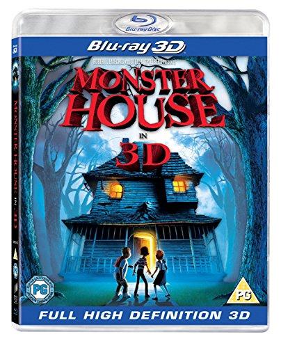 Monster House (Blu-ray 3D) [UK Import]
