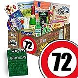 Spezialitäten Geschenk | DDR Box L | Zahl 72 | Geschenk Idee Oma