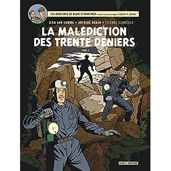 Blake & Mortimer - tome 20 - Malédiction des 30 deniers (la) T2