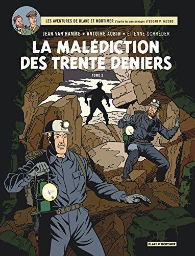 Blake & Mortimer - tome 20 - Malédiction des 30 deniers (la) T2 par Van Hamme Jean