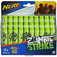 Nerf - A4570EU40 - Zombie Recharges Deco - 30 Pièces
