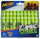 Paquete de dardos de repuesto Zombie Strike A4570EU40 de la marca Nerf