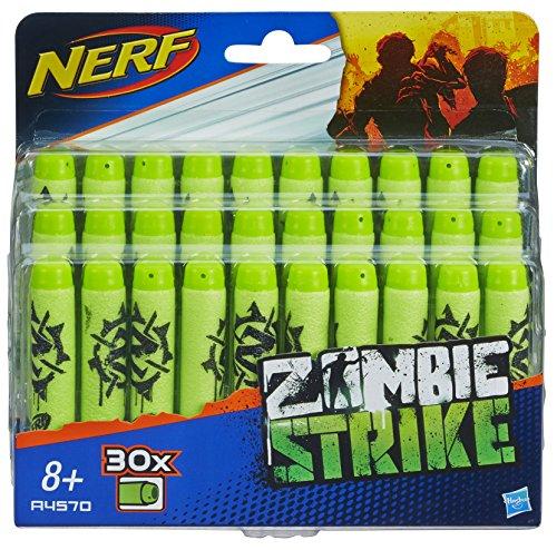Paquete de dardos de repuesto Zombie...