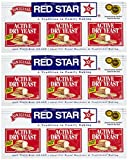 Red Star GlutenFree Active Dry Yeast, 0.75 oz, 3 ct, 3 pk