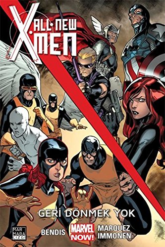 All New X Men 02 : Geri Donmek Yok