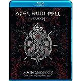 Axel Rudi Pell - Magic Moments/25th Anniversary Special Show [Blu-ray]