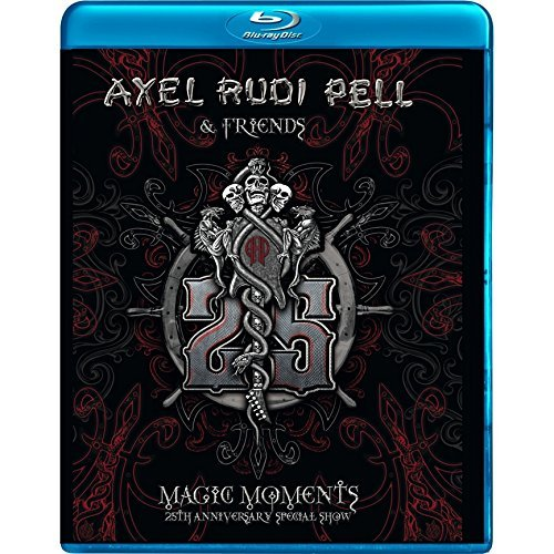 Axel Rudi Pell - Magic Moments - 25th Anniversary Special Show