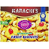 #8: Karachi Bakery Biscuits - Fruit, 250g Carton