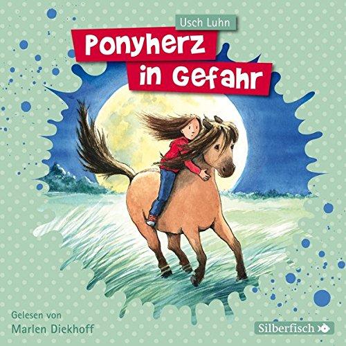 Ponyherz in Gefahr: 1 CD das CD von Usch Luhn - Preise vergleichen & online bestellen