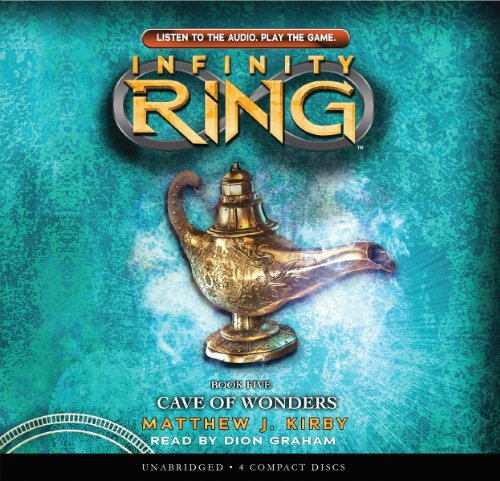 Infinity Ring Book 5: Cave of Wonders - Audio Library Edition