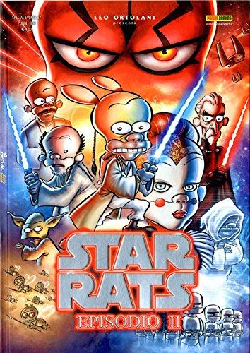 STAR RATS EPISODIO II N.0 - SPECIAL EVENTS N.87 - UNA ROTTURA DI CLONI