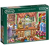 Butterfly Conservatory 1000 Piece Jigsaw Puzzle Jumbo Falcon De Luxe 11255