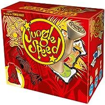 Asmodee - Jungle Speed, juego de habilidad y reflejos