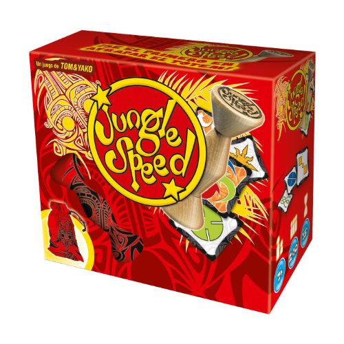 Asmodee Jungle Speed-Espanol, 7 Editions Iberica JS01ES